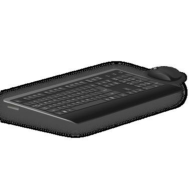 Teclado + Mouse USB